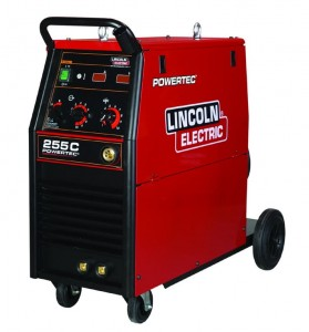 Spawarka Lincoln Electric Powertec 255C