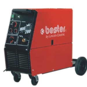 Spawarka Bester Magster 280 4x4  Lincoln Electric ZESTAW