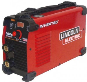 Lincoln Electric Invertec 160SX Spawarka MMA (Elektrodowa) Lift TIG PFC