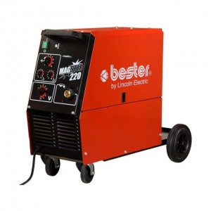 Spawarka Bester Magster 220 Lincoln Electric ZESTAW