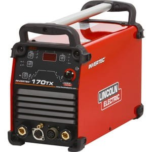 Spawarka Inwertorowa TIG Lincoln Electric Invertec 170 TX